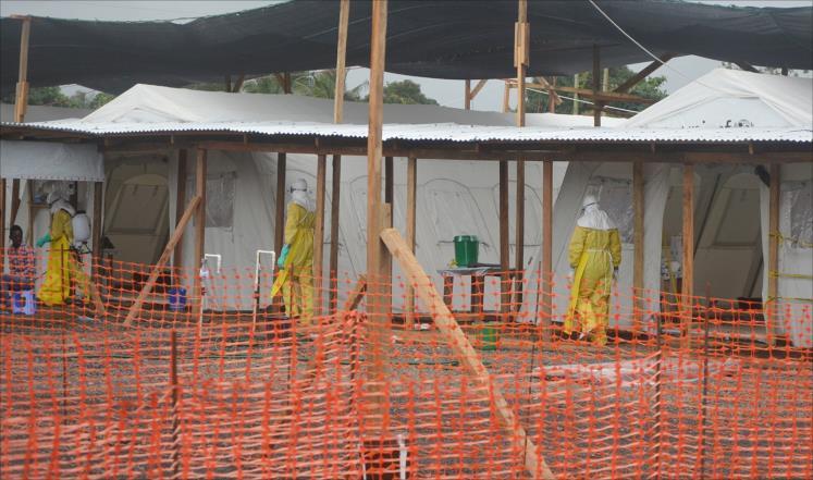 ارتفاع وفيات إيبولا إلى 1427