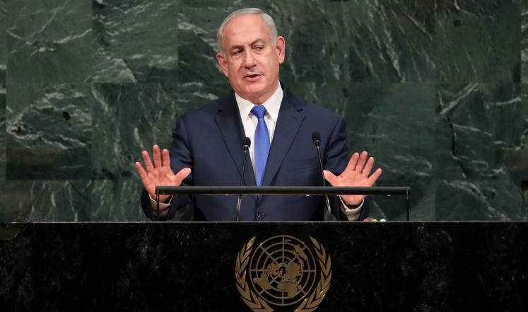 نتنياهو: سنمنع إيران من إقامة قواعد بسوريا
