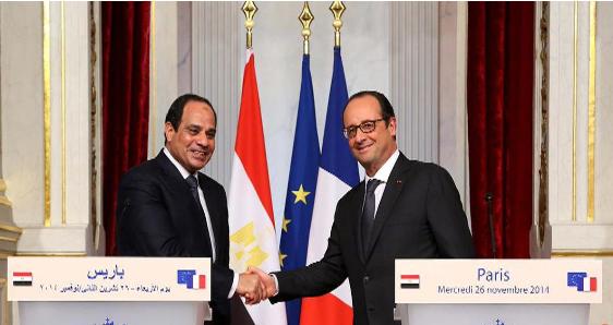"""فاينانشال تايمز: الجيش المصري اشترى الرافال باهظة الثمن لـ""""البريستيج"""""""