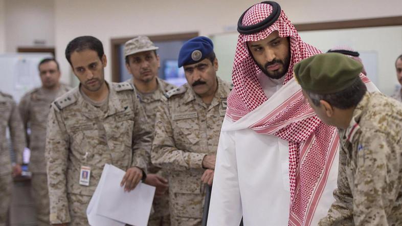 """محمد بن سلمان ييحث مع أعضاء """"كونجرس"""" أمريكيين مفاوضات إيران النووية"""