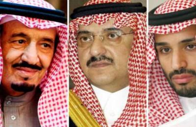 """الملك سلمان لن يشارك.. وينيب محمد بن نايف لقمة """"كامب ديفيد"""""""