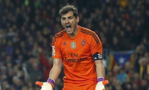 ترشيح 5 حراس لخلافة كاسياس في ريال مدريد