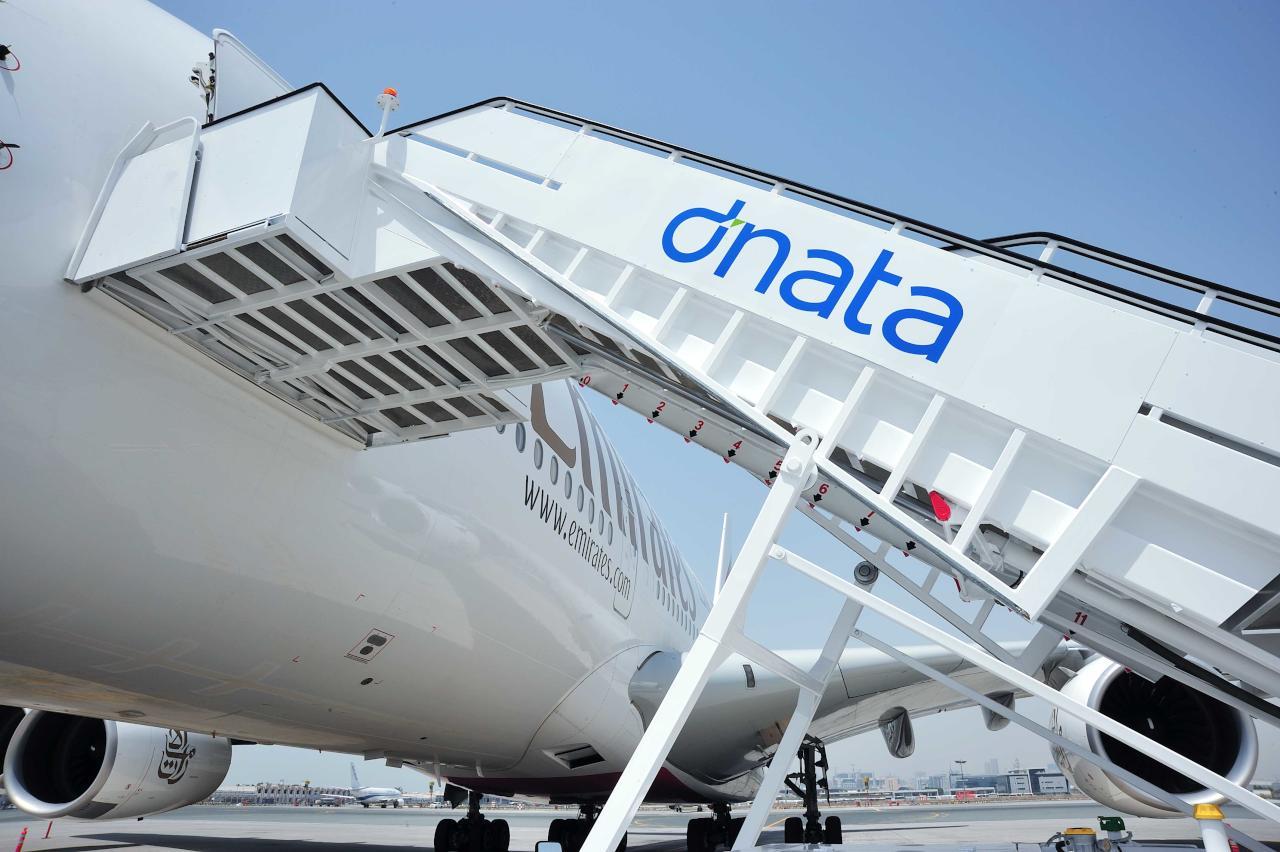 """""""دناتا"""" تستحوذ على معظم أسهم شركة خدمات طيران بريطانية"""