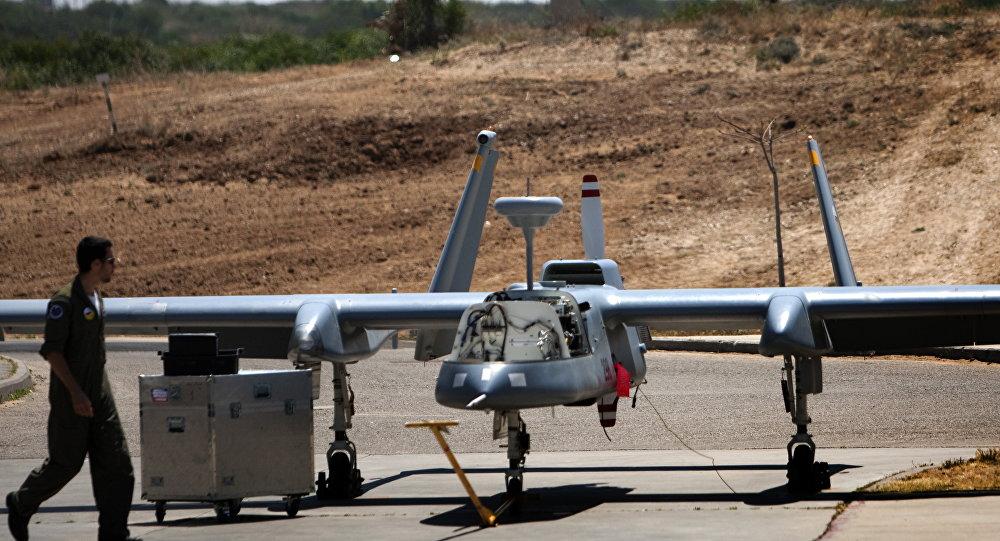 سقوط طائرتين إسرائيليتين بدون طيار في الضفة الغربية