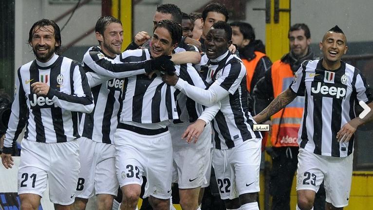 اقتراب يوفنتوس من حسم لقب الدوري الإيطالي بعد فوزه على جنوى