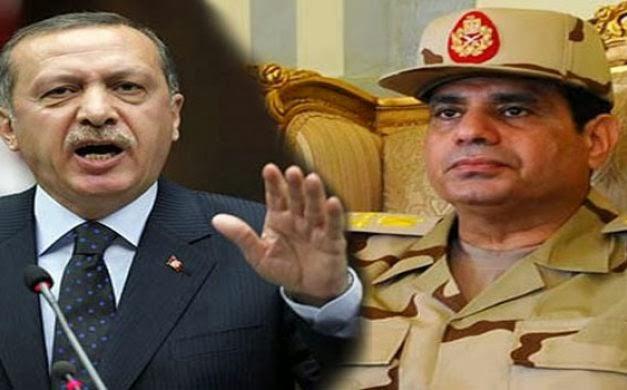 تركيا تستدعي القائم بالأعمال المصري