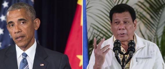 بعد أن شتم والدته.. أوباما يلغي لقاء مع رئيس الفلبين