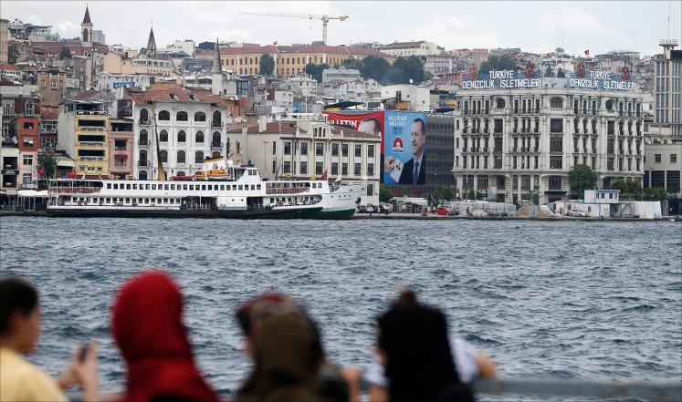 الإمارات الثانية من حيث عدد السياح الخليجيين إلى تركيا