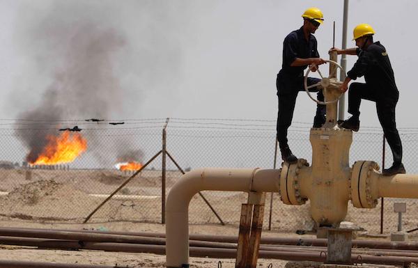 وزير الطاقة : لا يمكن أن يستمر سعر النفط عند 40 دولاراً وسنعمل لزيادته