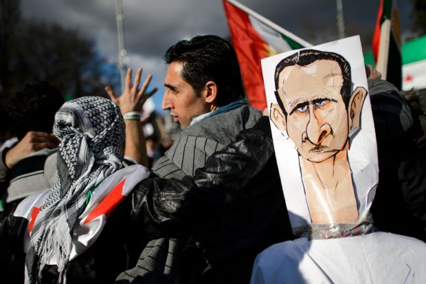 نيويورك تايمز: تغير الرؤية الأمريكية بشأن خروج الأسد من السلطة