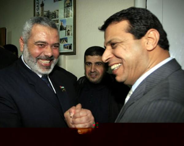 مقرب من دحلان: مستعدون للتحالف مع حماس
