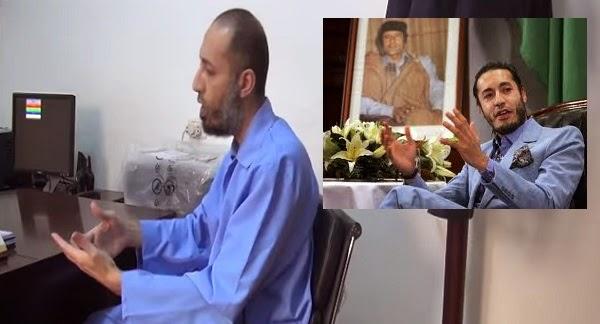 ناشط: إعدام الساعدي القذافي بعد اتهامه مسؤولين إماراتيين بدعم حفتر