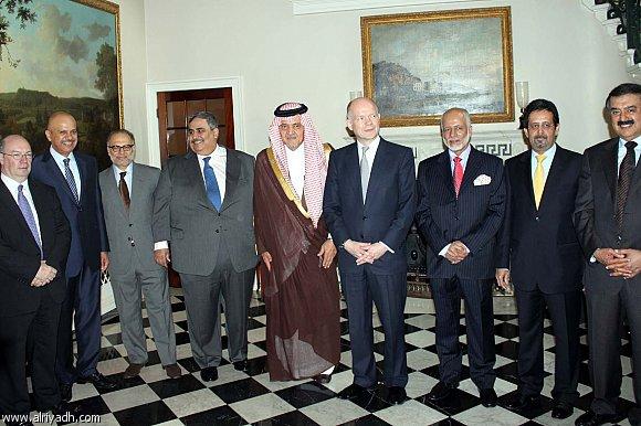 الاجتماع الوزاري الخليجي البريطاني يبدأ أعماله بالكويت