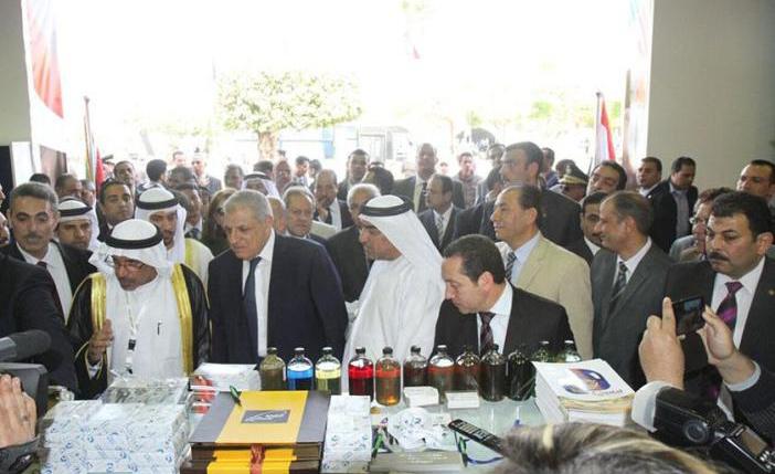 الإمارات ضيف شرف على معرض القاهرة الدولي