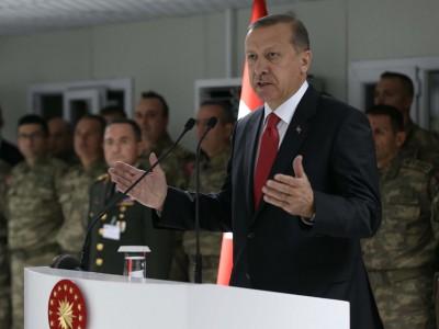 أردوغان يضع 4 شروط للانضمام للتحالف الدولي في سوريا