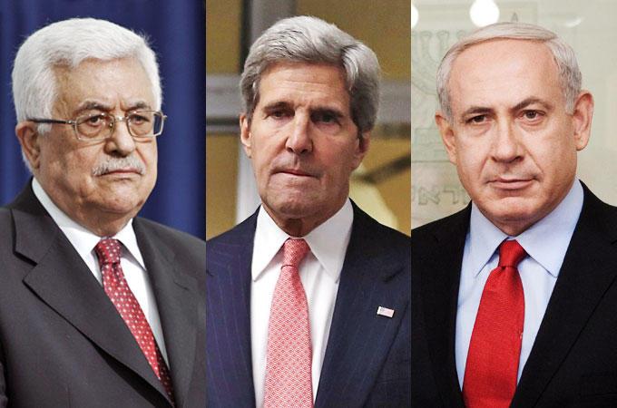 كيري يسعى لتهدئة الأوضاع بين الفلسطينيين ودولة الاحتلال