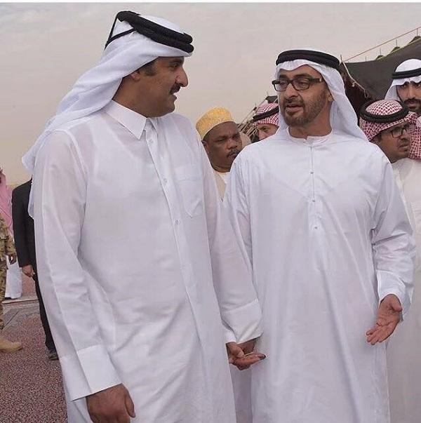 المخابرات الأمريكية تزعم أن لديها دليل على اختراق الإمارات لوكالة قطر
