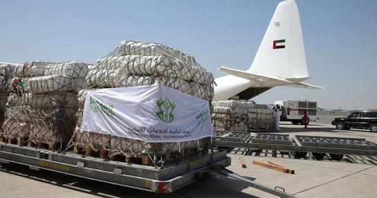 """الإمارات تسير جسرا جويا لمساعدة ضحايا إعصار """"بام"""" في المحيط الهادئ"""