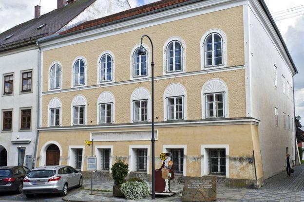 النمسا تعتزم مصادرة منزل هتلر