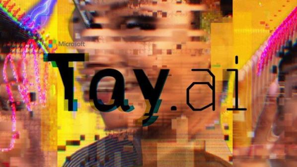 """مايكروسوفت تسحب روبوت الدردشة """"تاي"""" بعد نشره رسائل عنصريّة"""