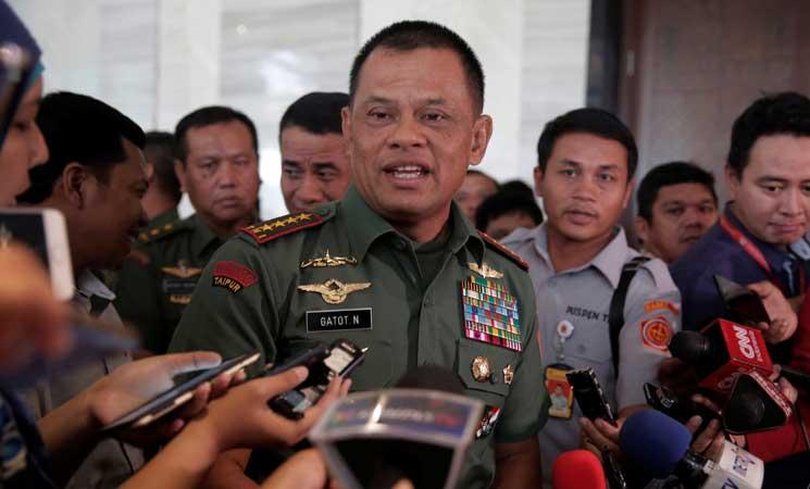 جاكرتا: الاعتذار ليس كافيا على منع قائد الجيش من دخول أمريكا