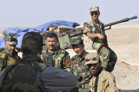 """وول جورنال: الأكراد يقاتلون """"داعش"""" مع واشنطن للحصول على جزء من سوريا"""