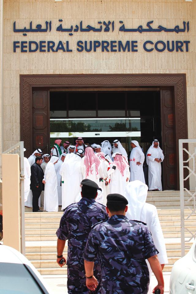 سياسة ثابتة.. رفض طعون جميع المتهمين في قضايا أمن الدولة!