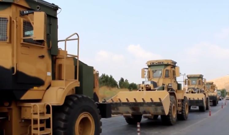 استنفار تركي عند حدود سوريا وٍأسلحة أميركية للأكراد