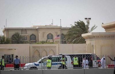 في حادث أمني نادر.. إصابة حارس لسفارة واشنطن في الدوحة