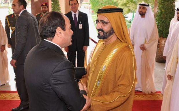 باحث أمريكي: مصر شركة فرعية مملوكة بشكل تام للإمارات