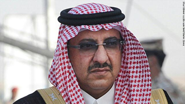 محمد بن نايف يبحث قضايا الإرهاب مع المسؤولين البريطانيين
