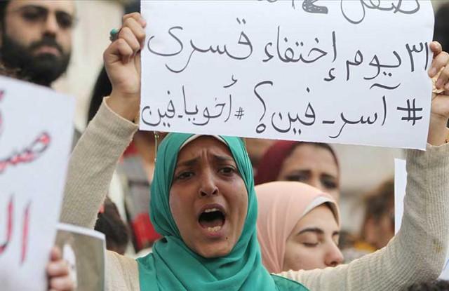 الخارجية الأمريكية: مناخ حقوق الإنسان في مصر مستمر في التدهور