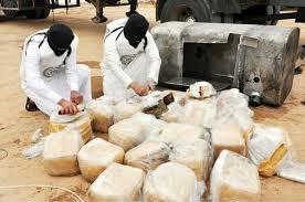 إحباط تهريب مخدرات في السعودية قيمتها نصف مليار دولار