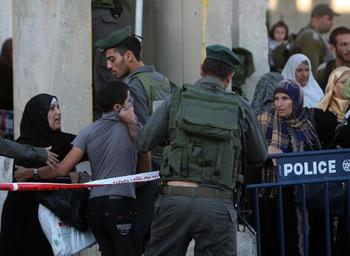 الأمم المتحدة: نتفهم العمليات العسكرية الاسرائيلية في الضفة الغربية