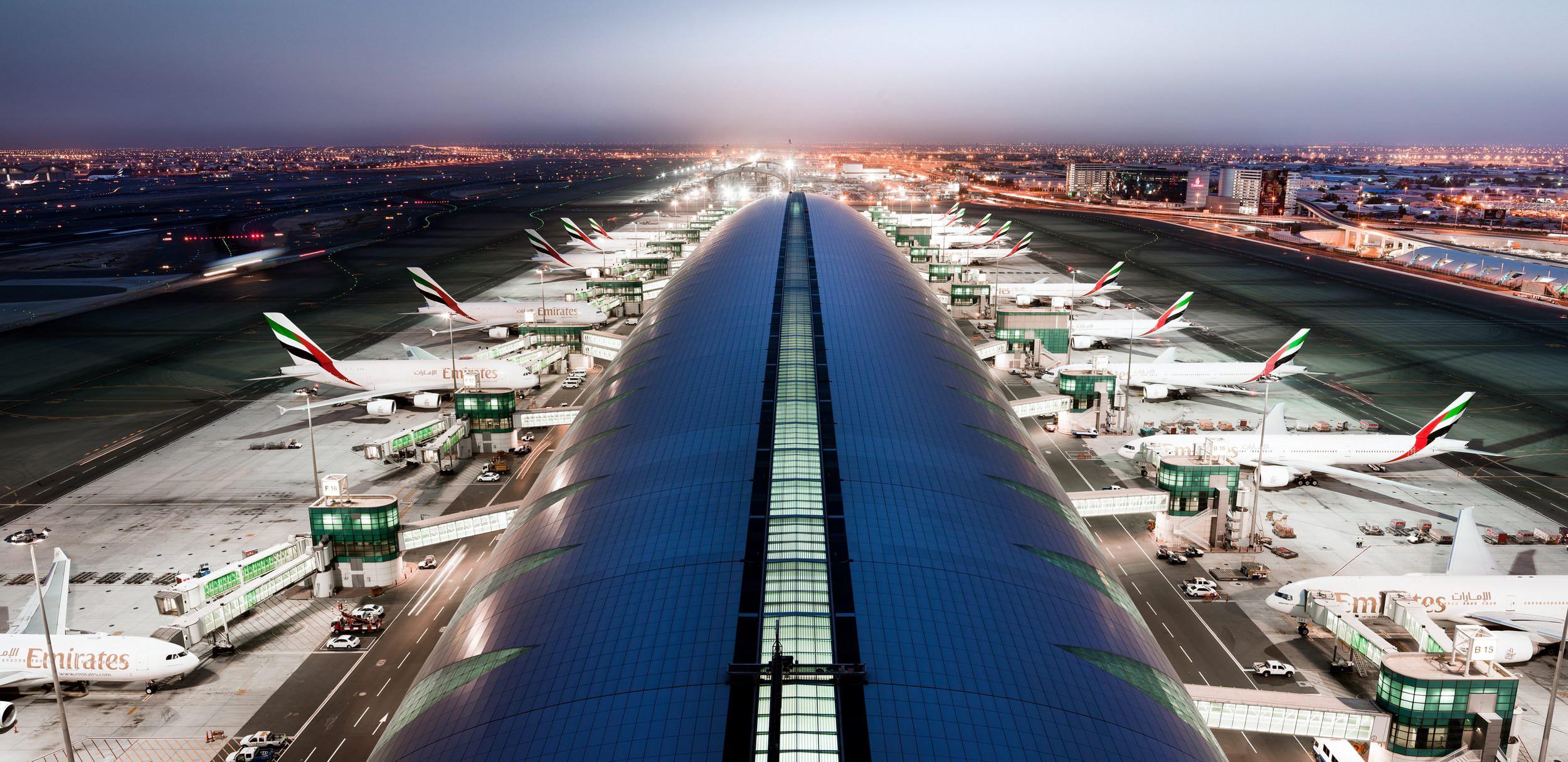 مطار دبي الدولي: ارتفاع حركة المسافرين بنسبة 8% خلال شهر نوفمبر الماضي