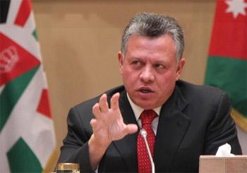 عبدالله الثاني: الأردن خط دفاع لدول الخليج