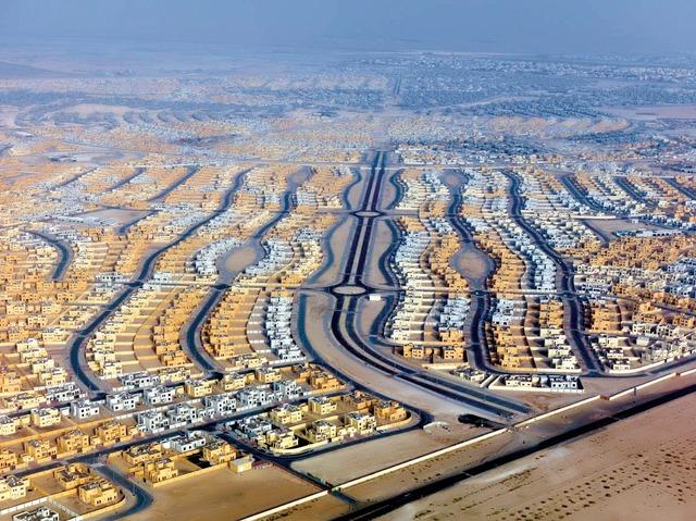 توزيع أراض ومساكن لنحو 6 آلاف مواطن في أبوظبي