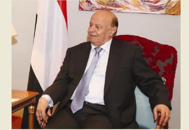 الرئيس اليمني يجتمع القائم بأعمال سفارة الدولة لأول مرة بمدينة عدن
