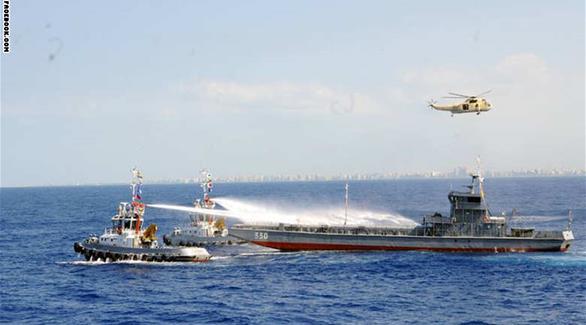 فقدان ثمانية جنود مصريين في البحر المتوسط