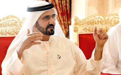 محمد بن راشد: التغيير هو سنة الحياة.. والعالم كله يتقدم ويتغير
