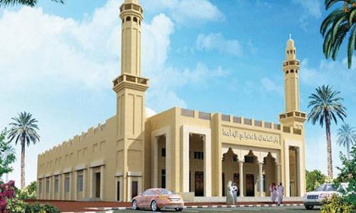 """أول مسجد """"صديق للبيئة"""" في العالم والأكبر بدبي يفتح أبوابه قريبًا"""
