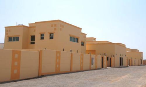 إنشاء وإحلال وصيانة 602 فيلا سكنية للمواطنين
