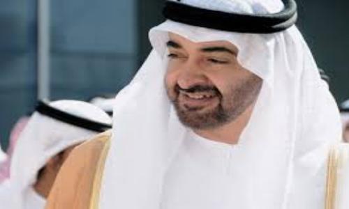 المجلس التنفيذي يؤدي اليمين القانونية أمام ولي عهد أبوظبي