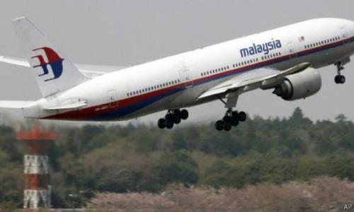 الامارات تشارك في البحث عن الطائرة الماليزية