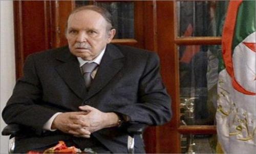 بوتفليقه: وضعي الصحي لا يعني عدم أهليتي للرئاسة
