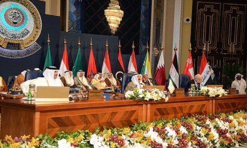 القادة العرب يؤكدون سيادة الامارات على جزرها المحتلة