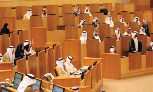 المجلس الاتحادي يقر قانون الخدمة الاحتياطية