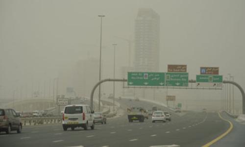 الأرصاد الجوية: حالة من عدم الاستقرار الجوي الخميس