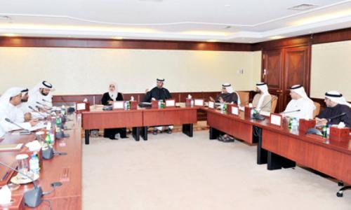 لجنة الطعون بالمجلس الوطني تتطلع على الشكاوى المرفوعة إليها