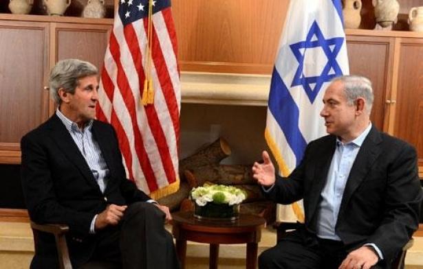 نتنياهو يشكر كيري على موقف واشنطن من برنامج إسرائيل النووي